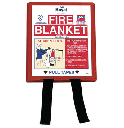 CFE 1015 Royal Fire Blanket