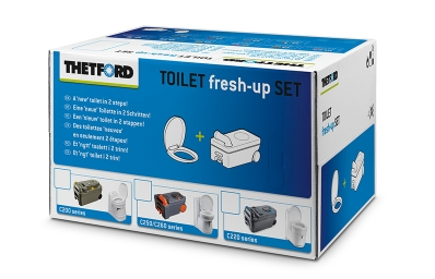 CSS 1000 Thetford C200 Toilet Fresh Up Kit