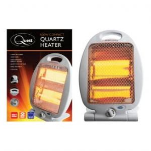 CAP 2027 Quest 800W Quartz Heater