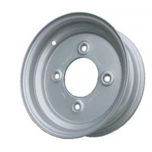 CRM 1014 Trailer Wheel HD 10 ins 4 on 5.5 pcd
