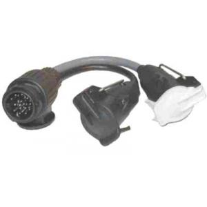 CTE 2028 13 Pin Euro Conversion Lead 13pin Plug