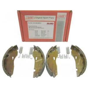 CBP 2000ax ALKO Brake Shoes 1637 Axle Set