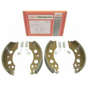CBP 2002ax ALKO Brake Shoe 2051 Axle Set