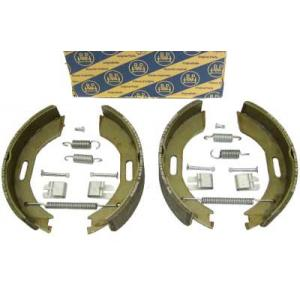 CBP 2014AX BPW Brake Shoe 200x50  Axle Set