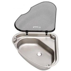 CCS 3035 Thetford Basic Line 33 Triangular Sink