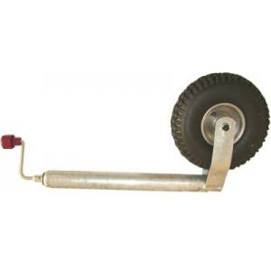 CJW 0024  Alko Jockey Wheel 48 Pneumatic