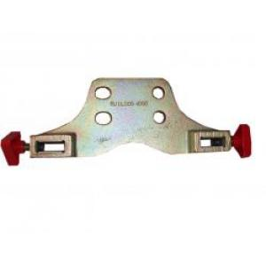 CST 3011 Bulldog 400Q Twin Car Plate