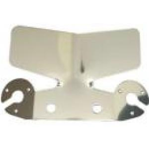 CTB 3329 Bumper Protection Stainless Steel