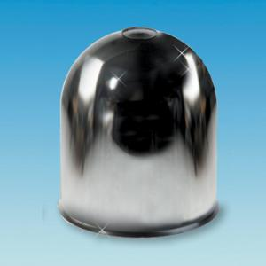 CTB 3340 Chrome Effect Towball Cover