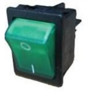 CCG 2096 Dometic Illuminated 230V Switch