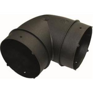 CAS 9919 Air Duct Elbow Connector 80mm
