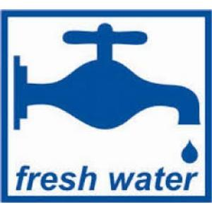 CCW 3026 Fresh Water Sticker