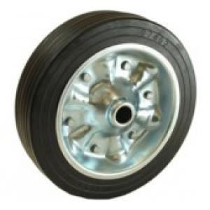 CSW 2014 Steel Wheel With Rubber Tyre