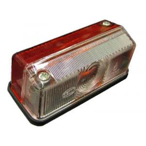 CLU 5019T Hella /Radex Side Marker Light Red/White