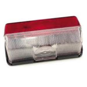 CLU 5019S Jokon Side Marker Lamp Red/Clear