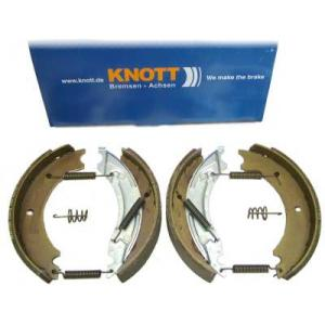 CBP 2008AX Knott Auto Reverse Brake Shoes 203x40  Axle Set