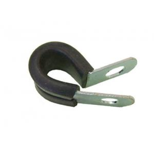 CWS 2068 Rubber Lined 'P' Clip Sml