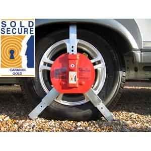 CSD 3806 SAS Defender Wheel Clamp