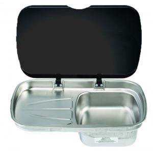 CCS 3060 Spinflo Argent Sink With Drainer