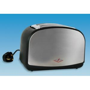 CAP 2008 Low Wattage Toaster Chrome