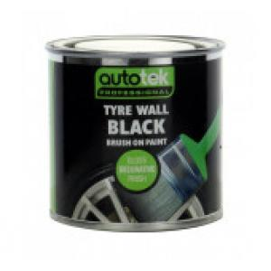 CWY 1030 Tyre Wall Black 250ml