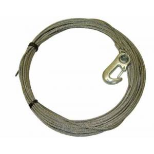 TTW 4000 Winch Cable 4 mm X 15 M