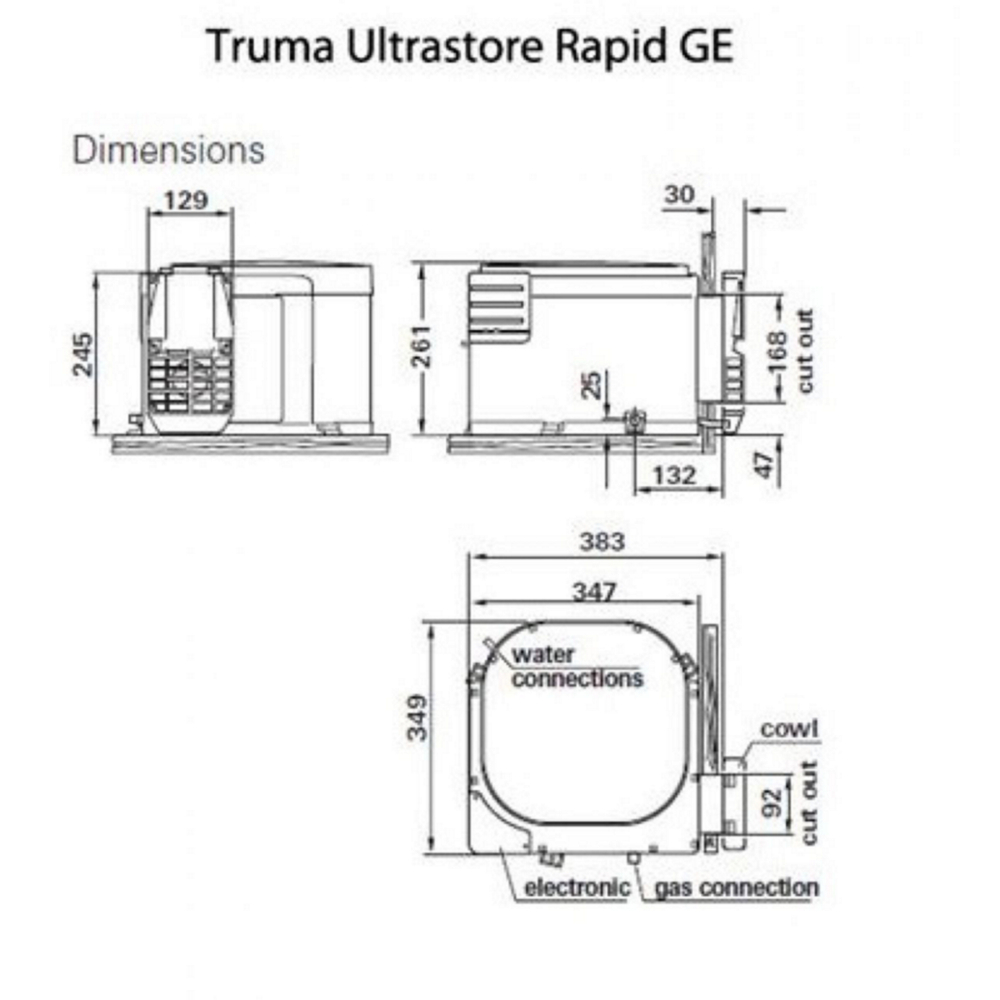 Truma Water Heater Wiring Diagram : Truma water heater wiring diagram image collections how